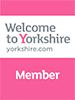 welcome to yorkshire logo